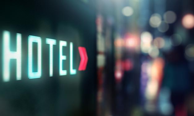 Iluminación LED, iluminación en hoteles